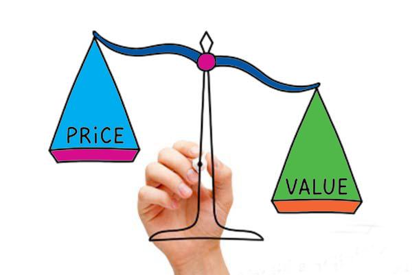 Prezzo e valore